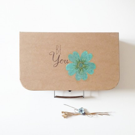 Baby Box Be You Fleur Bleue