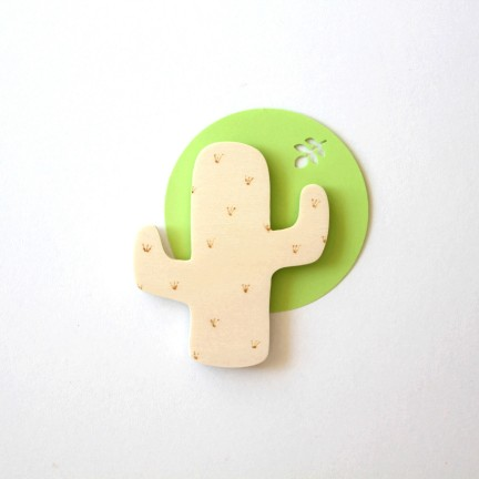 Magnets cactus et lézard