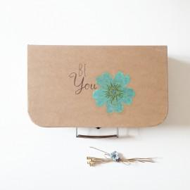 BabY Box Fleur Bleue