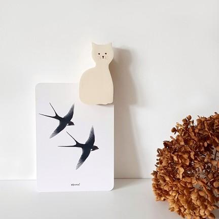 Pince Animaux en bois