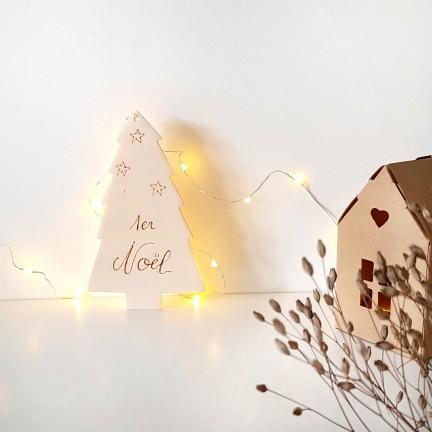 Sapin 1er Noël