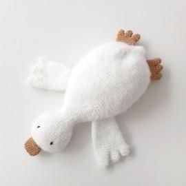 Léonie doudou crochet