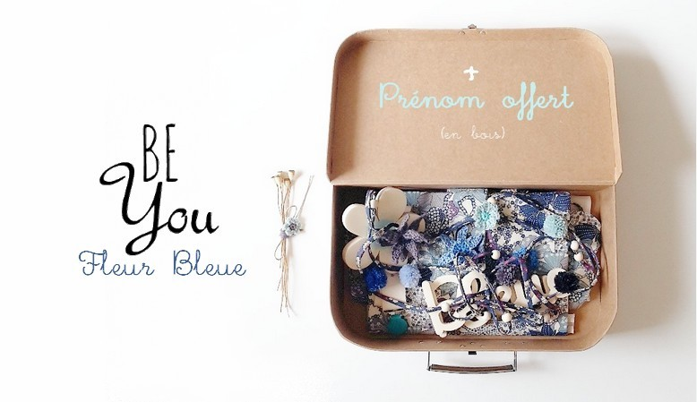 "Baby Box Be You ""Fleur Bleue"""